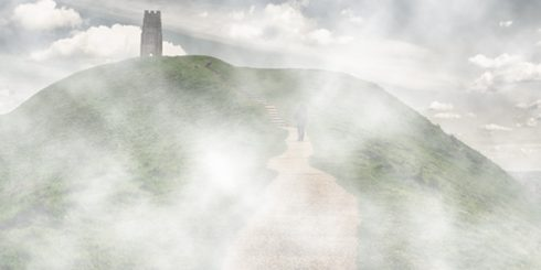 path-fog-fairy-castle