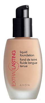 Avon Foundation AVON Extra-lasting Liquid Foundation