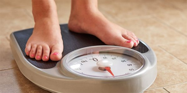 overweight teen obesity scale