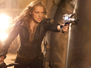 Theresa Palmer in I AM NUMBER FOUR