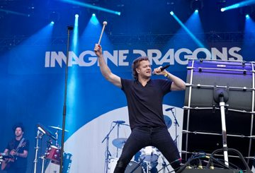 osheaga imagine dragons