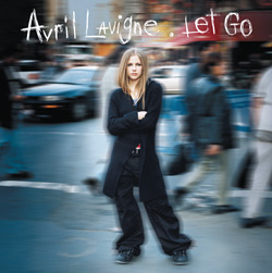 Avril Lavigne Let Go CD