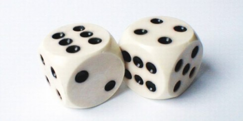 Teen Gambling Dice