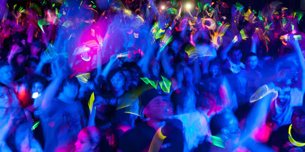 Rave at the raves