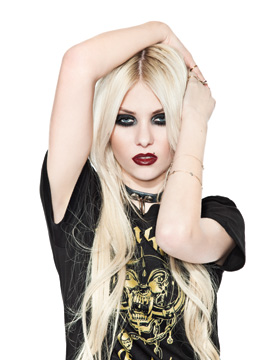 Taylor Momsen for Faze Magazine