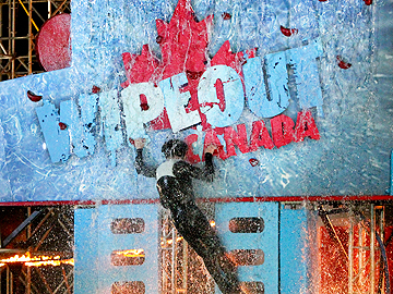 wipeout canada