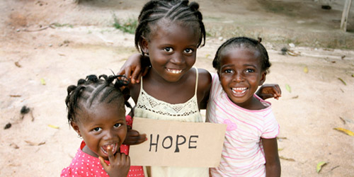 Hope in Africa
