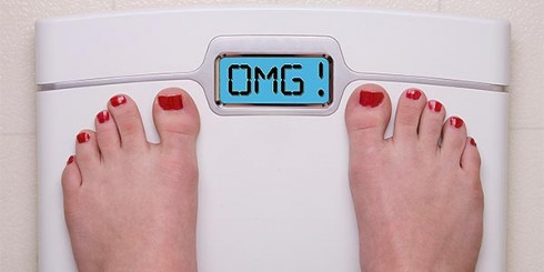 Diet Weigh-In Scale