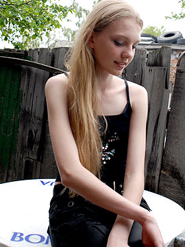 Young Girl Model Documentary