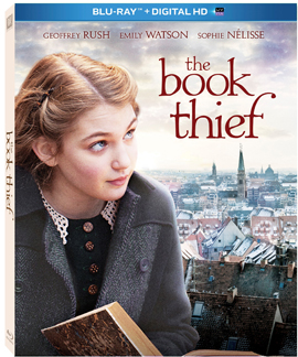 The Book Thief on DVD/Blu-ray