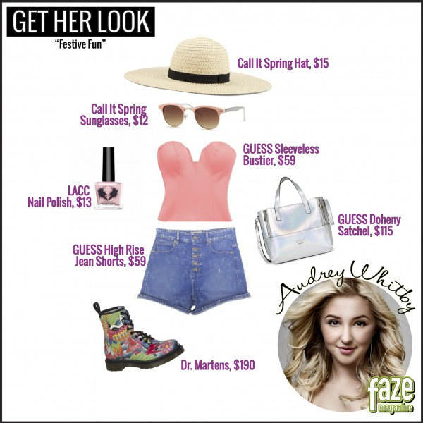 Get Her Look - AudreyWhitby