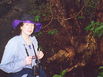 Margaret Atwood still loves trekking through the woods