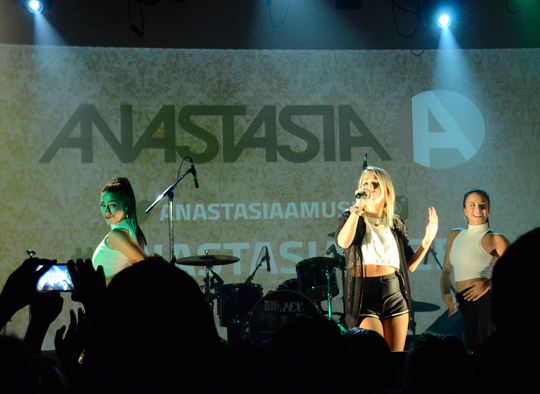Power Up 2014 Anastasia A
