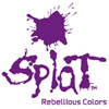 Splat Hair Color