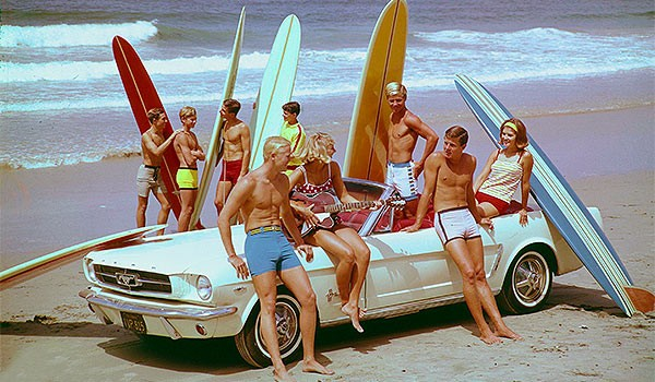 surfing in the usa
