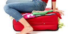 Stuffed Suitcase Travel Essentials