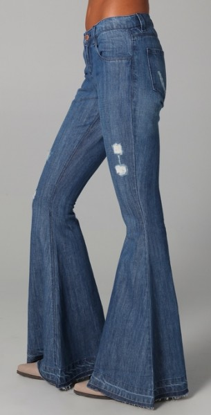 bellbottoms, jeans, fashion, trend, worsttrends, 90s