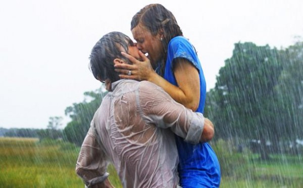 makeout in the rain