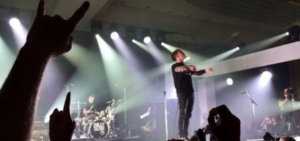 Billy Talent at CMW