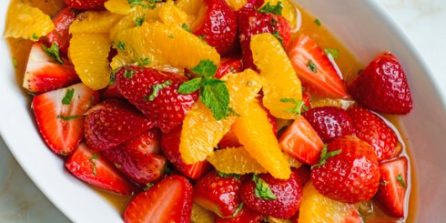 Strawberry Citrus Salad