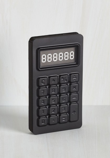 Calculator Notebook