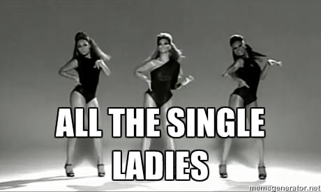 single-ladies