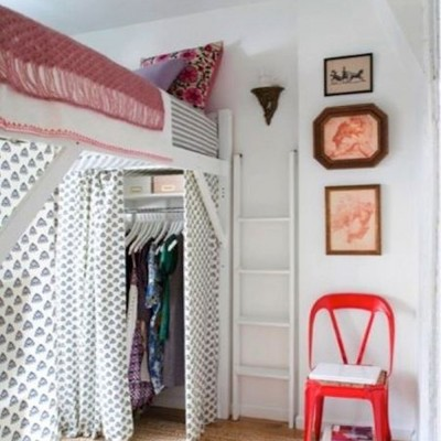 Walk In Closet Bunk.