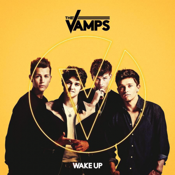 The Vamps single Wake Up