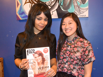 fefe dobson and christina dun