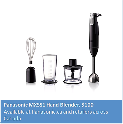 pasonic blender