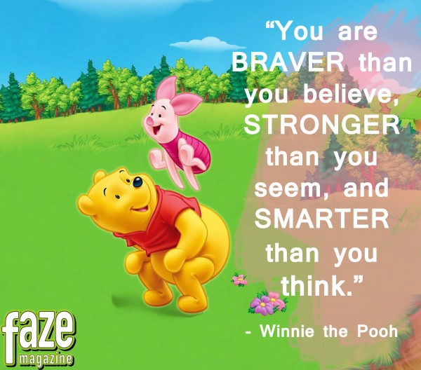 winnie the pooh quote 9 - photo