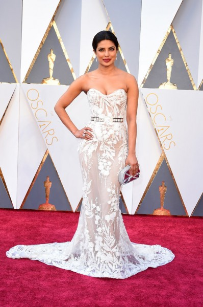 Priyanka Chopra, Oscars, red carpet