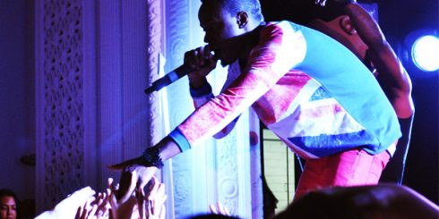 zolo performs at Faze Magazine summer party