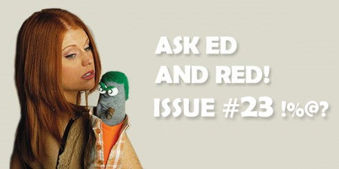 Ed The Sock And Red