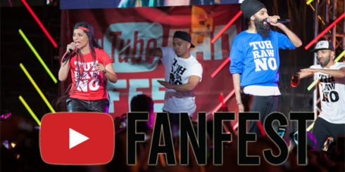YouTube FanFest