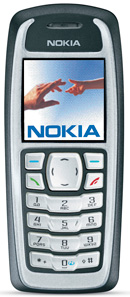 cell phones - nokia-3100