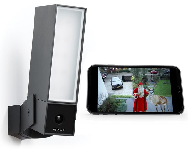 Netatmo Presence Security Camera