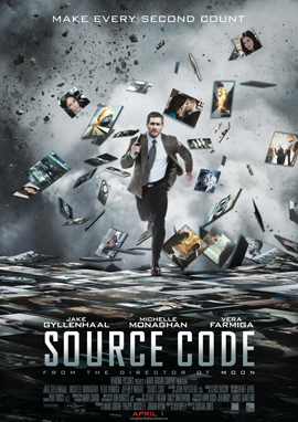 Source Code starring Jake Gyllenhaal