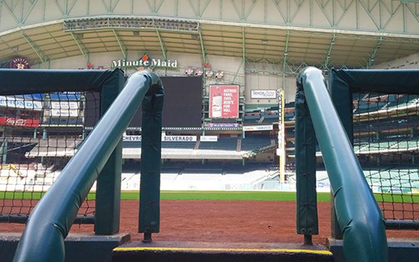 Houston Astros Tour
