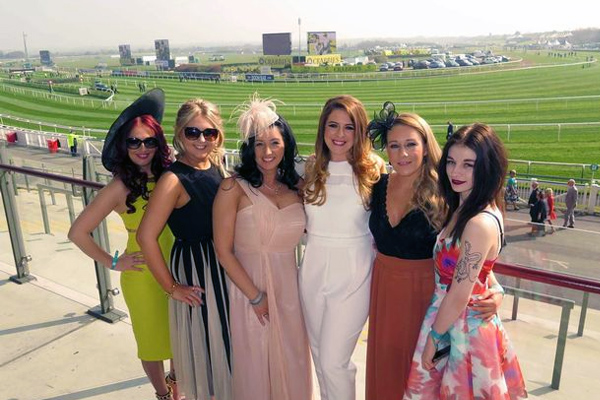 Ladies Day Horse Racing