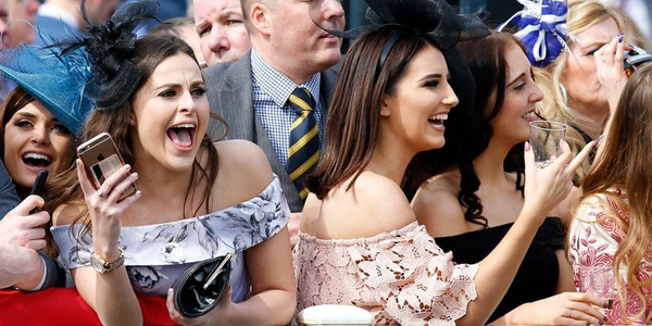 Ladies Day Horse Racing Grand National