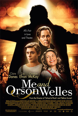 Me And Orson Welles Zac Efron