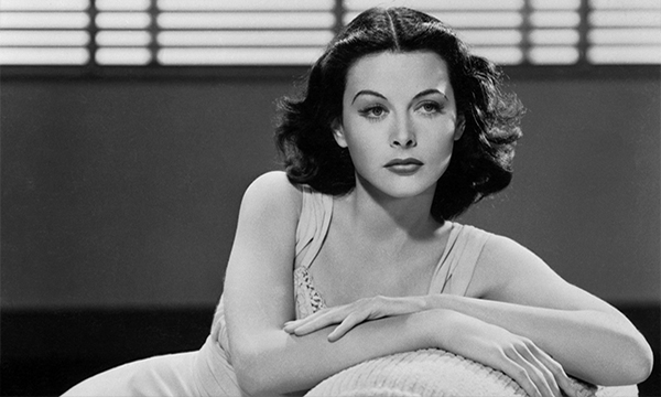 Photo Portrait of Hedy Lamarr