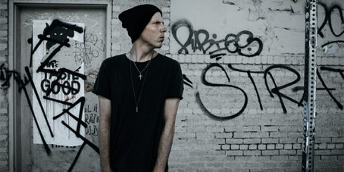 Rapper Manafest Chris Greenwood