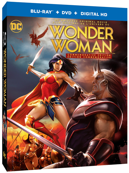 Wonder Woman Commemorative Edition