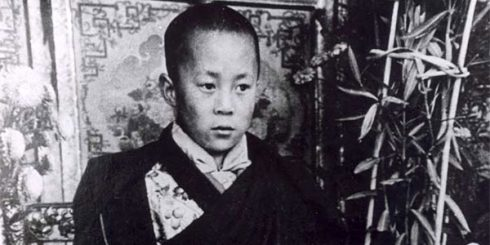 The Dalai Lama, Tibetan Buddhist