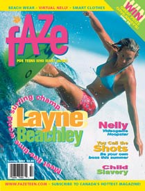 Issue 12 Layne Beachley