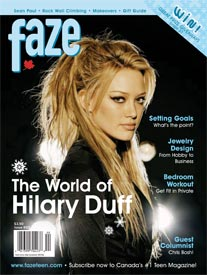 Issue 22 Hilary Duff