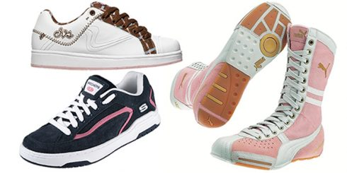 Hot Sneakers -fashionable shoes