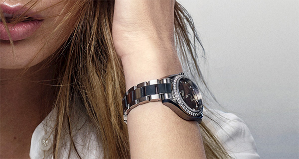 Omega Watch Girl accessories